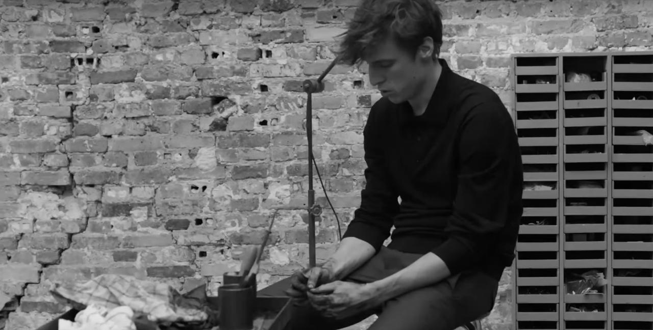Rinus van de Velde for Dior Homme