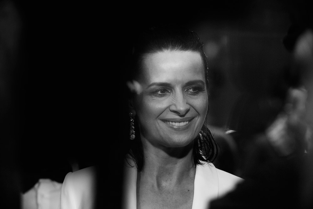 Berlinale Red Carpet Juliette Binoche