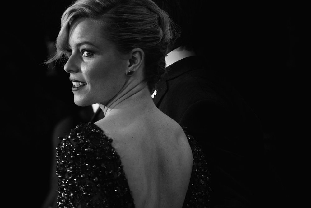 Berlinale Red Carpet Elizabeth Banks