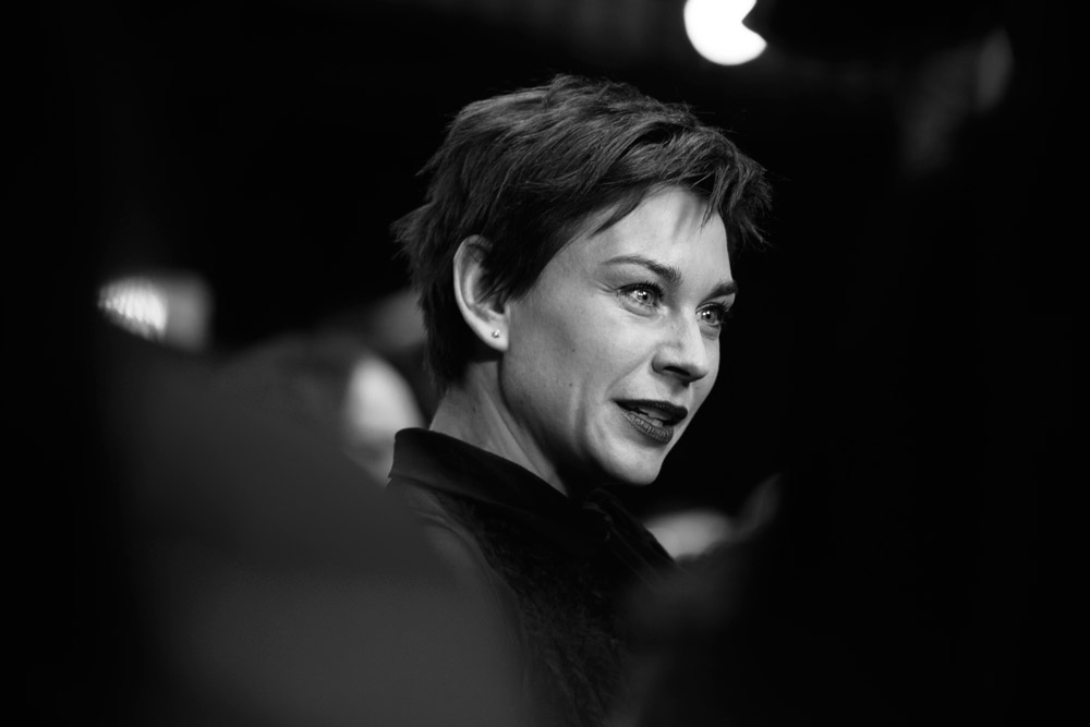 Berlinale Red Carpet christiane Paul