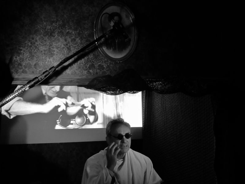 TheForbiddenRoom, Udo Kier