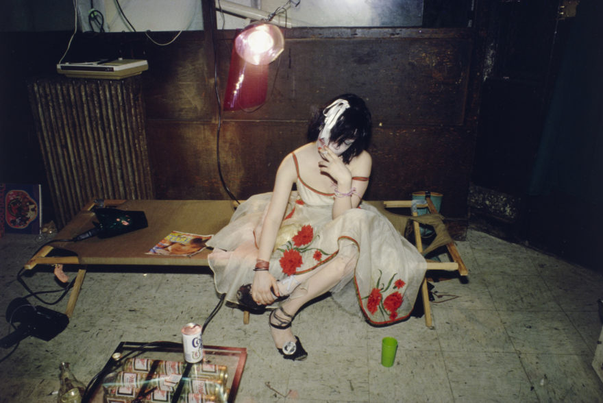 MONROWE - Nan Goldin, Ballad of Sexual Dependency