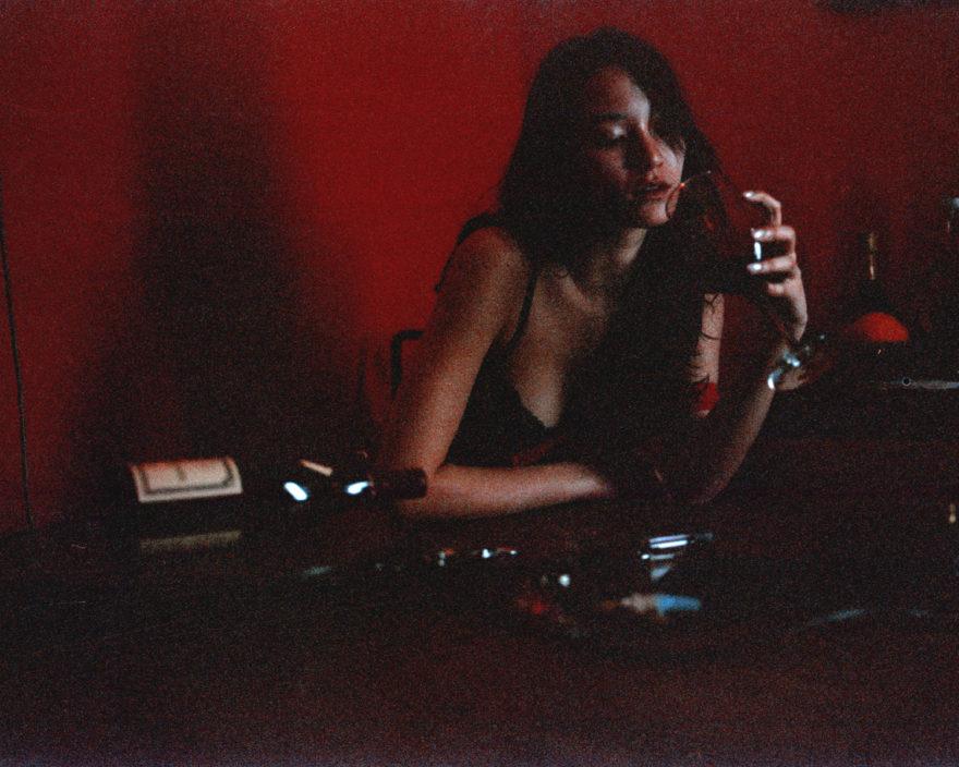 MONROWE - Mona Matsuoka by Jacob Skoglund.