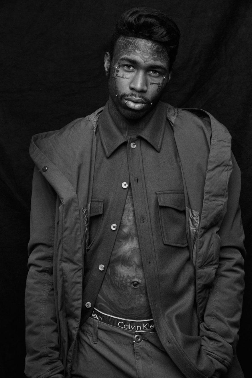 Black Carhartt Jacket
