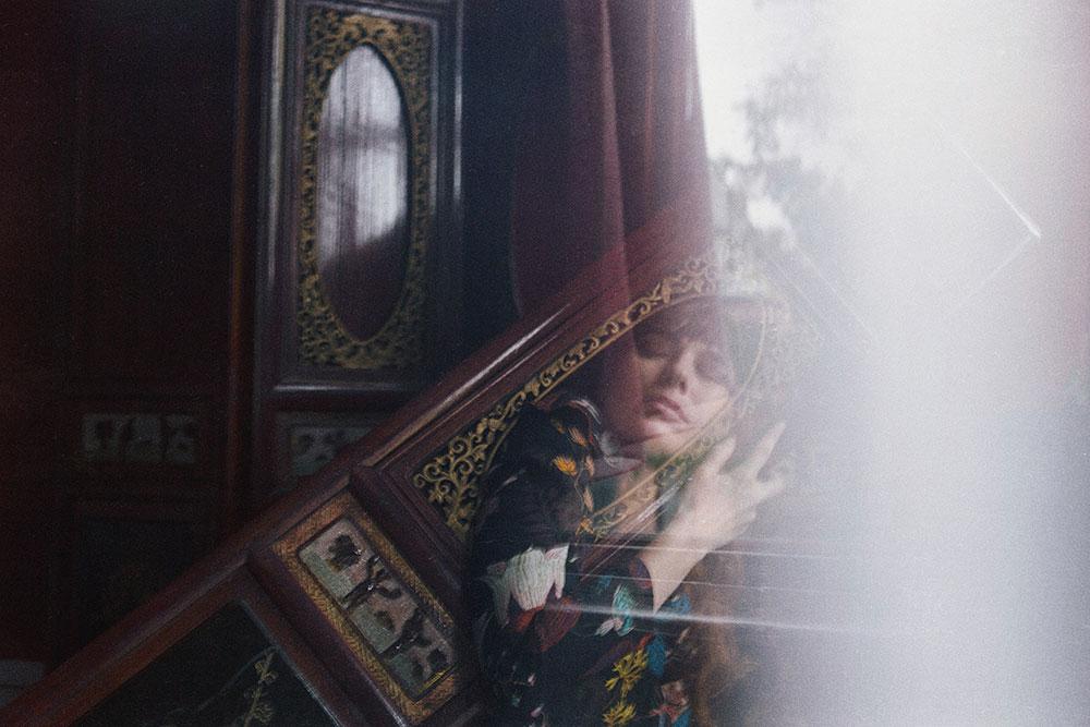 Image of Kirralea Birch by Nima Chaichi for MONROWE Magazine
