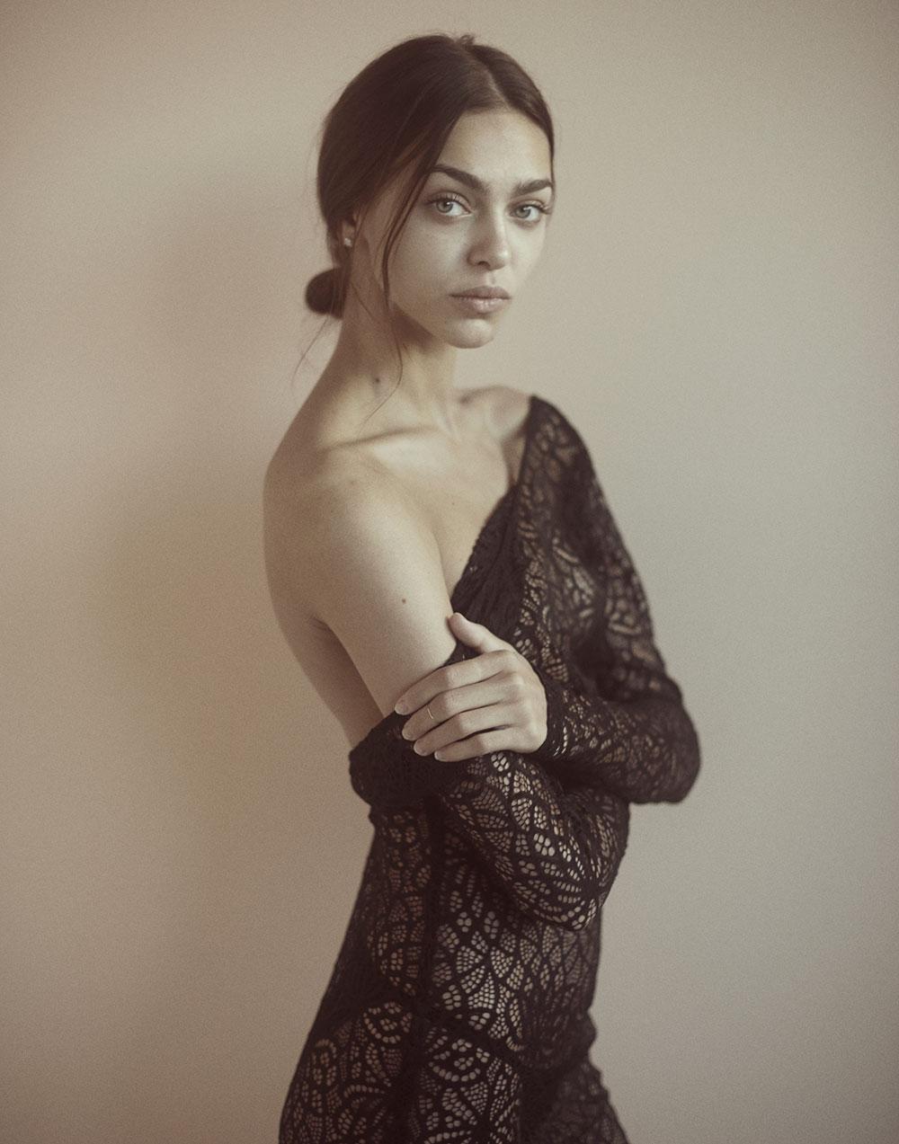 Photo of Zhenya Katava for Casting room by Ryan Michael Kelly