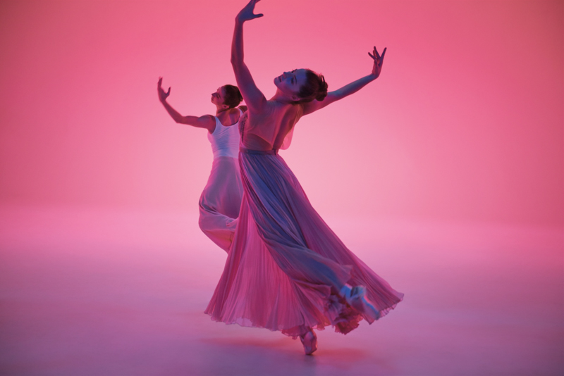 Gretchen Smith & Indiana Woodward by Bon Duke for MONROWE Magazine