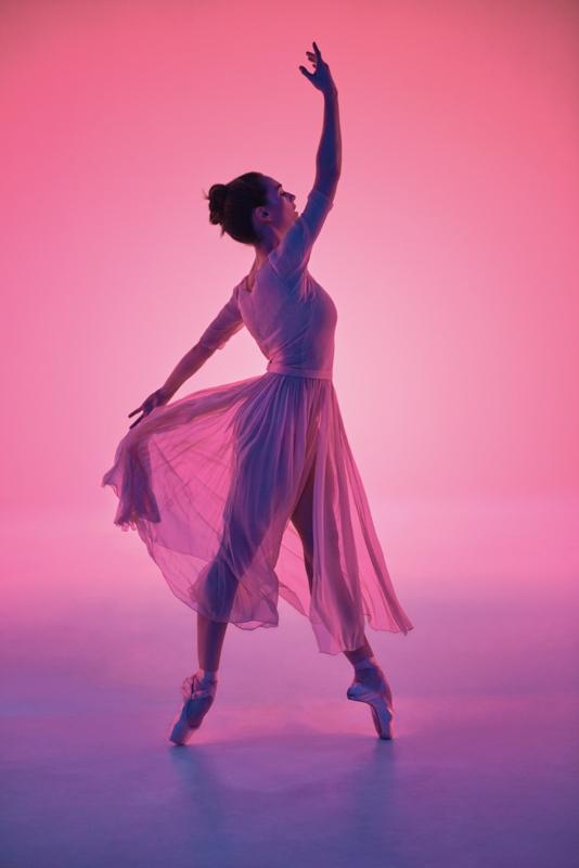 Lauren Lovette by Bon Duke for MONROWE Magazine