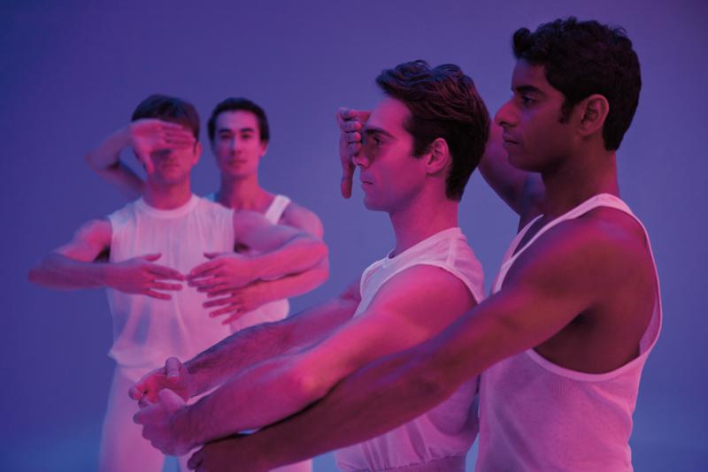 New York City Ballet by Bon Duke for MONROWE Magazine