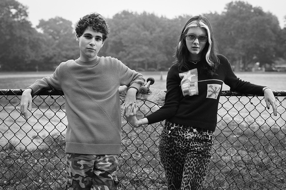 Couples by Alan Clarke for MONROWE Magazine